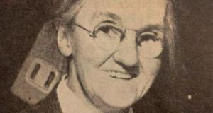 "Rosanna ""Rosie"" Hackett was an Irish insurgent and trade union leader. She was a founder-member of the Irish Women Workers' Union, and supported strikers during the 1913 Dublin Lockout"