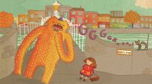 Children's books: imaginary friends and real-life enemies