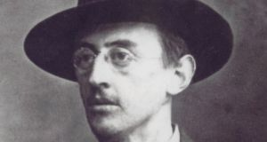 Joseph Plunkett. Photograph courtesy of Honor O Brolchain.