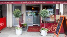 Meal Ticket: Keshk, Mespil Road, Dublin 4