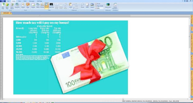 How to maximise the benefit of the end-of-year bonus