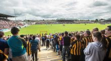 Kilkenny's Nowlan Park: Dublin will play the winners of Wicklow v Laois there in the 2016 football championship. Photograph: Inpho.