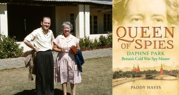 How an Irishman's love of espionage led him to write British