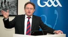 GAA director of games Pat Daly: Photograph: Inpho