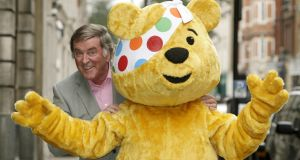 Terry Wogan, who has pulled out of presenting charity fundraiser Children In Need due to health reasons. File photograph: Yui Mok/PA Wire