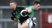 Tomas O'Se in action for his adopted club Nemo Rangers. Photograph: Cathal Noonan/Inpho