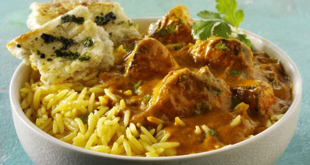 Indian takeaway has more calories than entire daily allowance the average portion size of a chicken tikka masala main course contained 1249 calories almost forumfinder Gallery