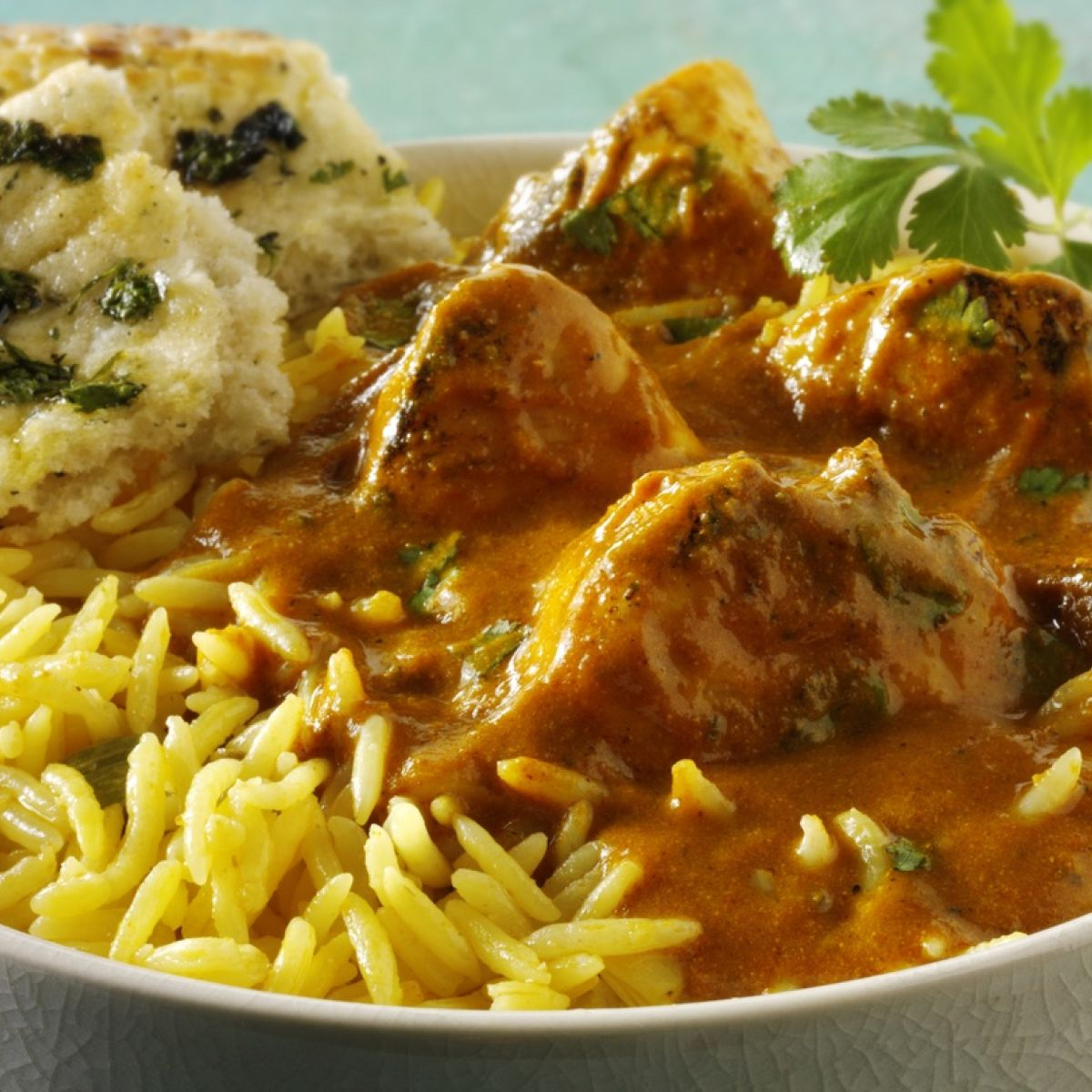Indian Takeaway Has More Calories Than Entire Daily Allowance