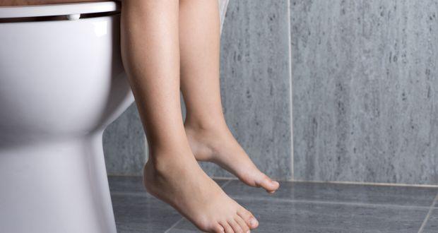 Asian girl gets bowels pumped
