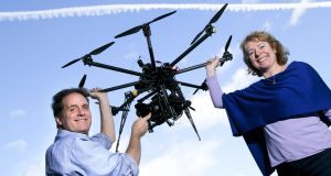 "Steven Flynn and Susan Talbot of Skytango: ""Our users will be anyone interested in aerial content."""