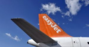 EasyJet signalled its confidence in future growth by ordering 36 additional A320 aircraft amid what it called resilient demand for flights, after reporting an 18 per cent jump in annual profit on bumper summer holiday travel. (Photograph: Srdjan Zivulovic/Reuters)