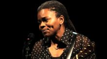Tracy Chapman: 'Being in the public eye is uncomfortable for me'