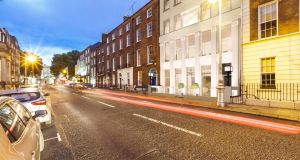 32 Molesworth St: Green Reit is developing a further 2,787sq m (30,000sq ft) of office space at the rear of three of the four adjoining listed buildings it bought last December for about €13 million