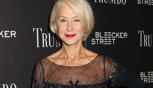 Inside every woman is a beautiful, sexier-with-every-year-that-passes Helen Mirren. Photograph: Greg Allen/ Invision/AP