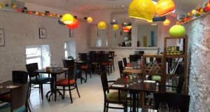 Le Petit Pois: new French restaurant in Galway
