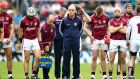 Anthony Cunningham had little choice but to resign after the Galway players passed a vote of no confidence in his stewardship. Photograph: Cathal Noonan/Inpho