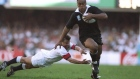 New Zealand great Jonah Lomu dies aged 40