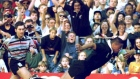 Deadly finisher: some of Jonah Lomu's greatest tries