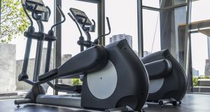"""My first week of training, I wept in front of my coach as I pounded joylessly on the elliptical trainer."" Photograph: Thinkstock"