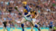 Tipperary's Lar Corbett has announced his retirement from inter-county hurling. Photograph: Ryan Byrne/Inpho