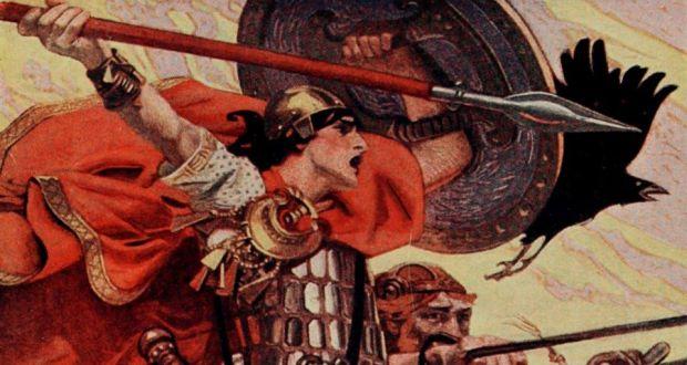 were celts barbarians