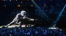 U2 bring pomp, bombast and defiance to Belfast