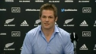 Richie McCaw: it's 'the end of my rugby days'
