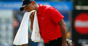 After more surgery Tiger Woods will try to resurrect his career next season. Kevin C. Cox/Getty Images