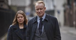 Take me to this River: Nicola Walker and Stellan Skarsgard in the most intriguing crime drama on TV this year