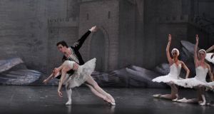 Swan Lake at Dublin Theatre Festival
