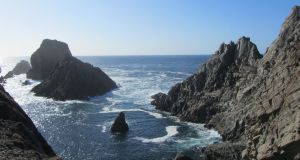 Malin Head: a good place to watch the Northern Lights from