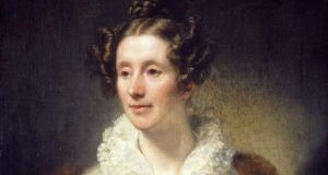 """Many people were so impressed by Mary Somerville it made a difference."" Above, portrait by Thomas Phillips"