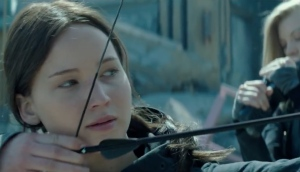 The Irish Times Film Show: The Hunger Games & Being AP
