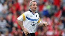 Michael Ryan: The Tipperary manager has added Brian Horgan to his coaching team.