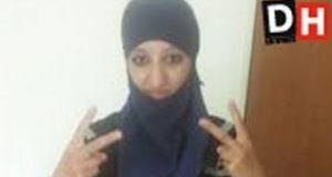 Hasna Aiboulahcen: Reported to be a cousin of Abdelhamid Abaaoud, the man believed to have masterminded the attacks