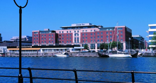 The Jurys Inn Hotel On Custom House Quay In Dublin Brand Will Change