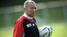 Former Japan head coach Eddie Jones is the new coach of England after Stuart Lancaster paid the price for a disastrous World Cup. Photograph: Getty Images