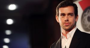 Square chief executive Jack Dorsey