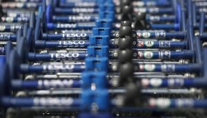 Product of the crash: Tesco, SuperValu and Dunnes Stores  have lost out to Aldi and Lidl. Photograph: Simon Dawson/Bloomberg