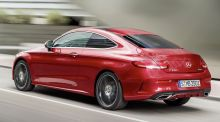 Speed and styling put Merc C Class Coupé out on its own