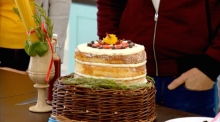 The Great Irish Bake Off: Italian Favourites Cake