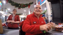 Conor Pope spends a day working in Supervalu