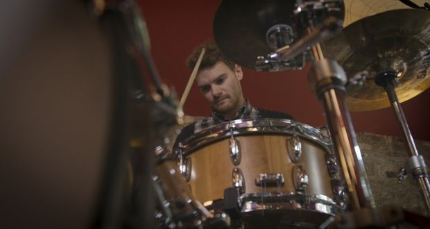 Drum school: 'The drums kept me out of trouble'