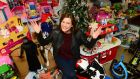 Safe pair of hands: Katherine Drohan, producer of The Late Late Toy Show. Photograph: Cyril Byrne