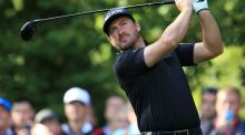 Graeme McDowell carded a four-under 68 to move to seven under after the second round of The RSM Classic at Sea Island in Georgia. Photograph:  Nigel French/PA Wire