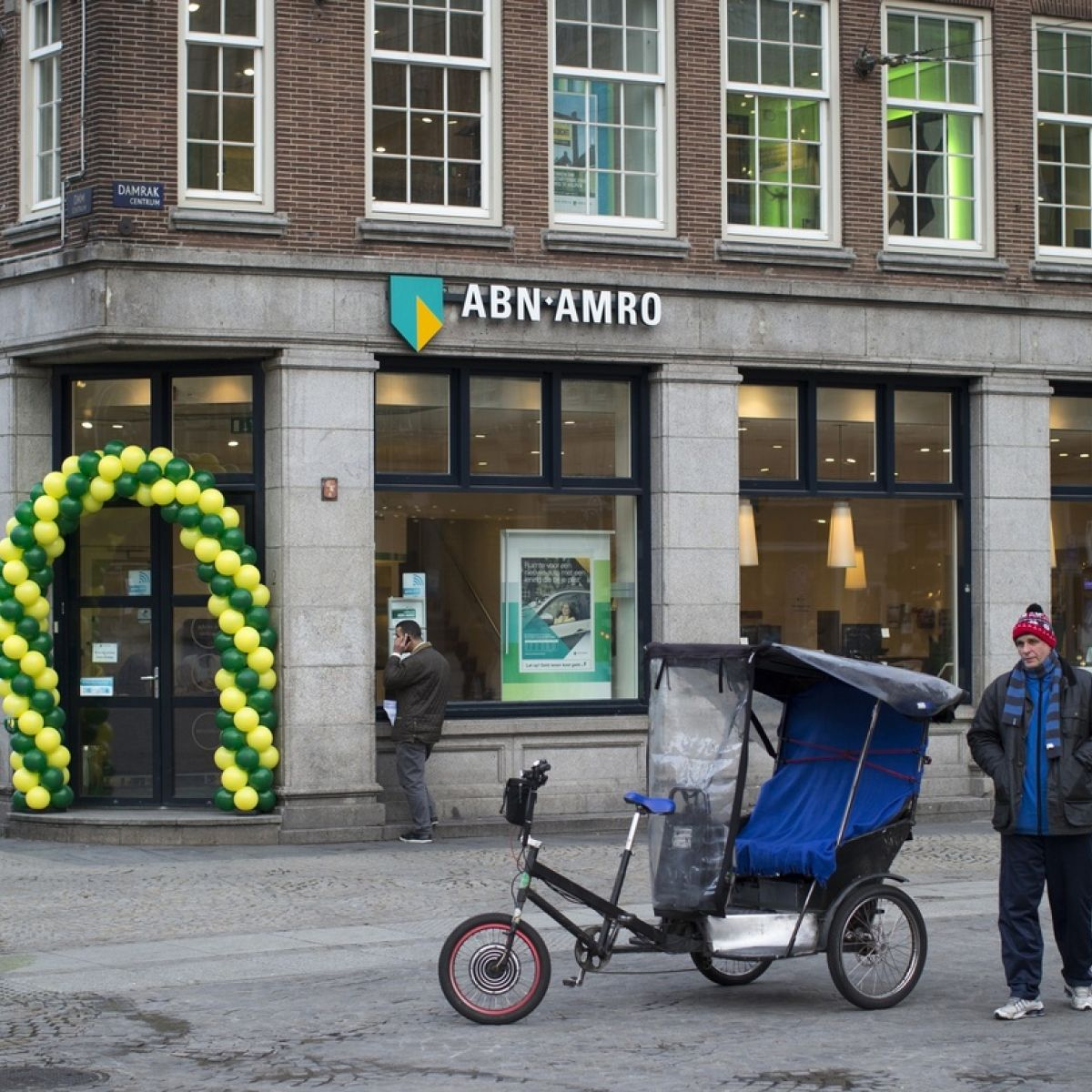 Working at ABN AMRO ABN AMRO Bank