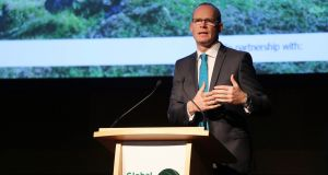 Minister for Defence Simon Coveney: Incident should not interfere with decision-making process and risk assessment that we have to do sending troops abroad