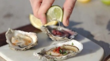 Forkful: Fresh oysters from the Flaggy Shore