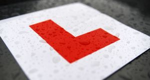 Hundreds of drivers had to retake the driver theory test after a glitch  wrongly marked one of the answers as incorrect. File photograph: PA Wire