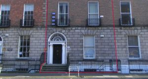 21 Fitzwilliam Place: was guiding €2.7 million but sold for €3.101 million through Knight Frank
